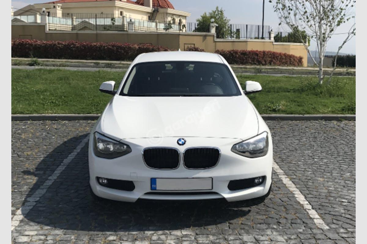 BMW 1 Ümraniye Kiralık Araç 2. Fotoğraf