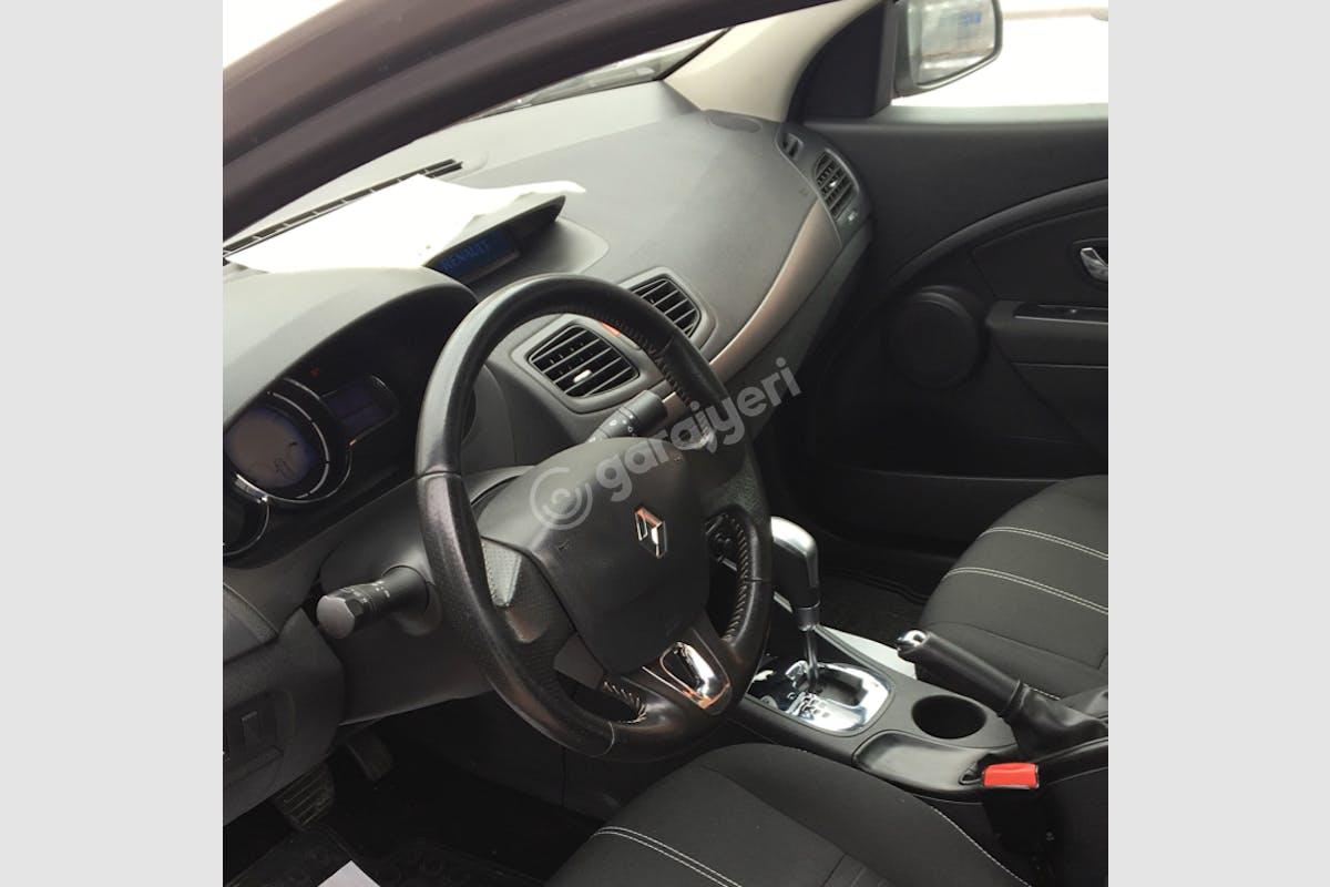 Renault Fluence Sancaktepe Kiralık Araç 3. Fotoğraf