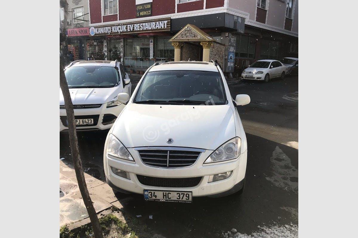 SsangYong Kyron Beşiktaş Kiralık Araç 5. Fotoğraf