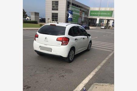 Kiralık Citroën C3 2012 , İstanbul Maltepe