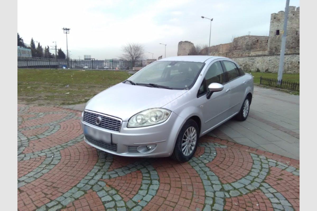 Fiat Linea Fatih Kiralık Araç 1. Fotoğraf