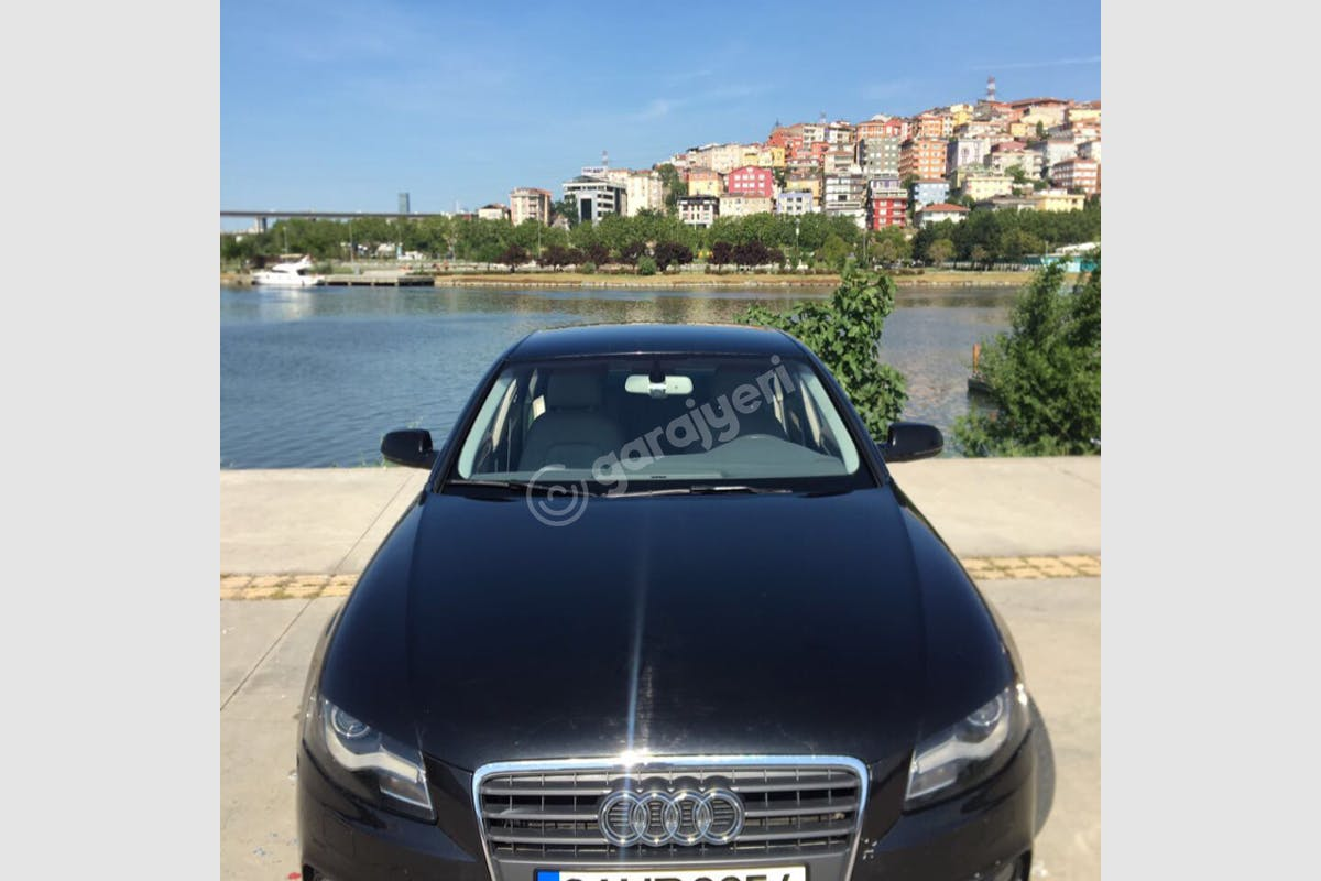 Audi A4 Fatih Kiralık Araç 7. Fotoğraf