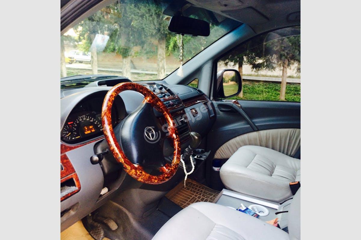 Mercedes - Benz Vito Çine Kiralık Araç 6. Fotoğraf