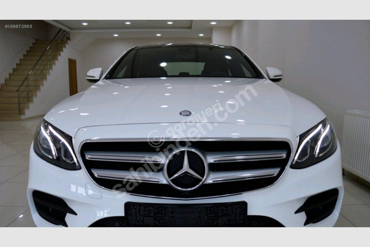 Mercedes - Benz C Ümraniye Kiralık Araç 5. Fotoğraf