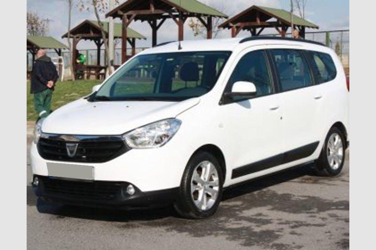 Dacia Lodgy Pamukkale Kiralık Araç 1. Fotoğraf