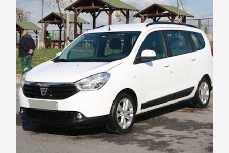 Kiralık Dacia Lodgy 2013 , Denizli Pamukkale