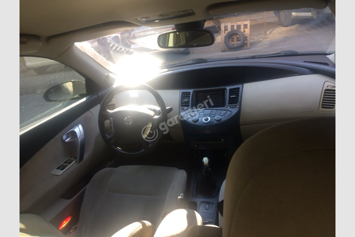 Nissan Primera Konak Kiralık Araç 5. Fotoğraf