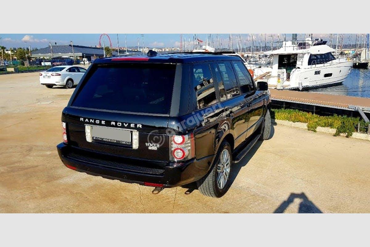 Land Rover Range Rover Tuzla Kiralık Araç 1. Fotoğraf