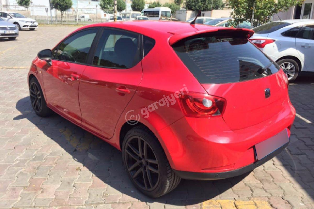 Seat Ibiza Ümraniye Kiralık Araç 2. Fotoğraf