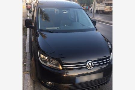 Kiralık Volkswagen Caddy , İzmir Konak