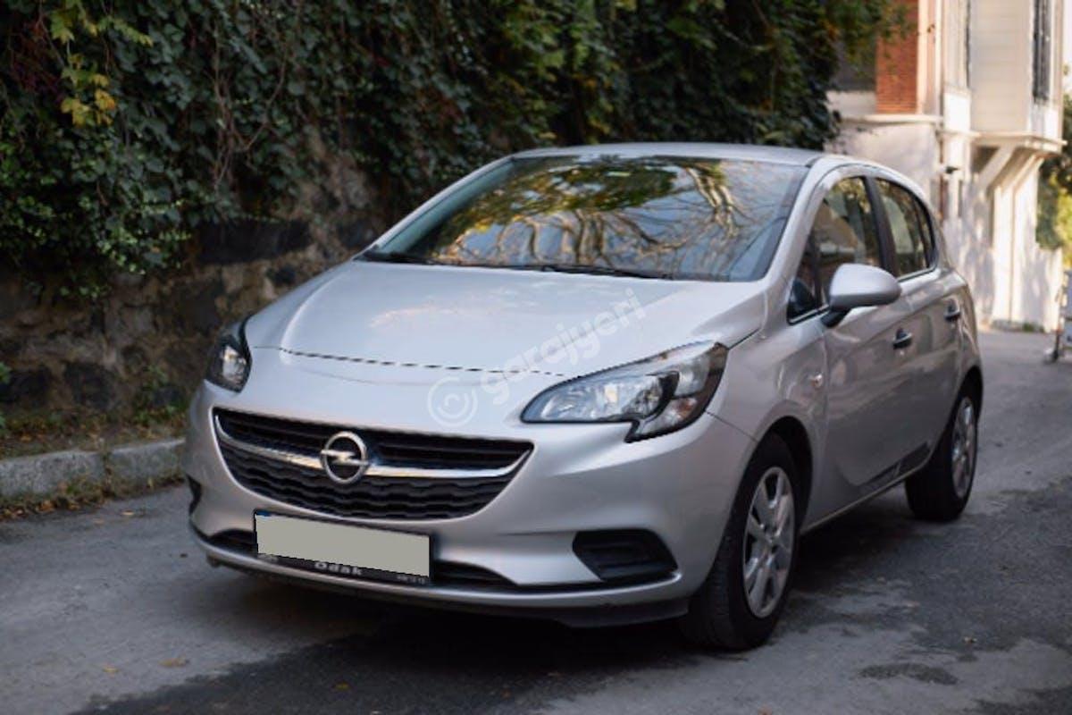 Opel Corsa Maltepe Kiralık Araç 1. Fotoğraf
