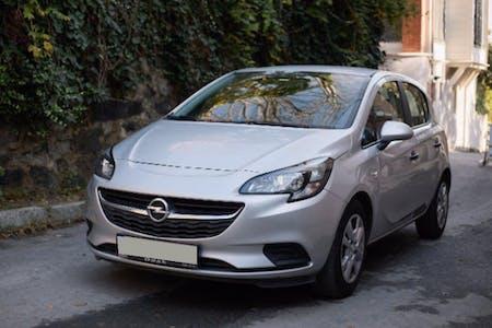 Kiralık Opel Corsa 2016 , İstanbul Beyoğlu