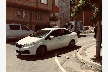 Kiralık Fiat Linea 2015 , İstanbul Gaziosmanpaşa