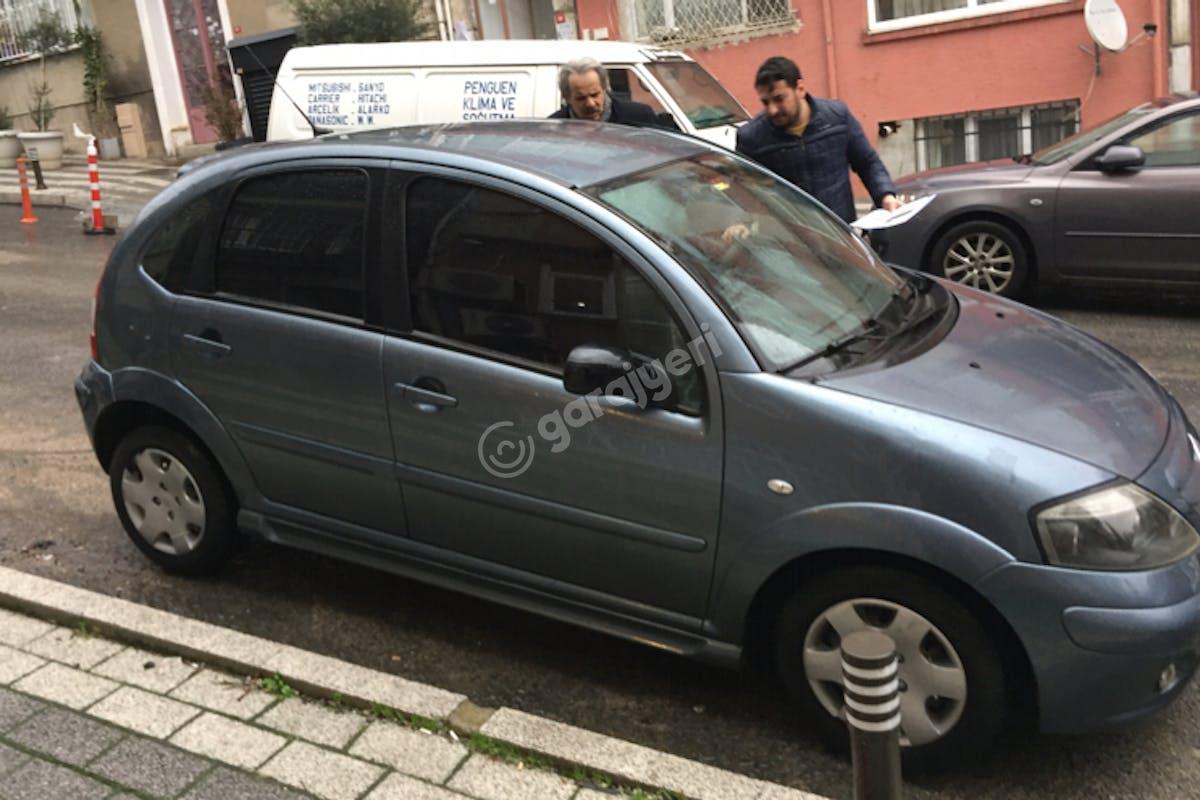 Citroën C3 Üsküdar Kiralık Araç 2. Fotoğraf