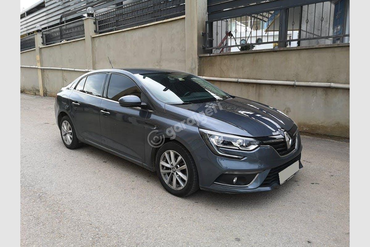 Renault Megane Yenişehir Kiralık Araç 1. Fotoğraf