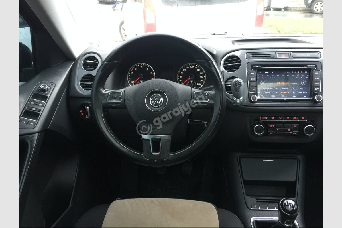 Volkswagen Tiguan Kağıthane Kiralık Araç 15. Fotoğraf