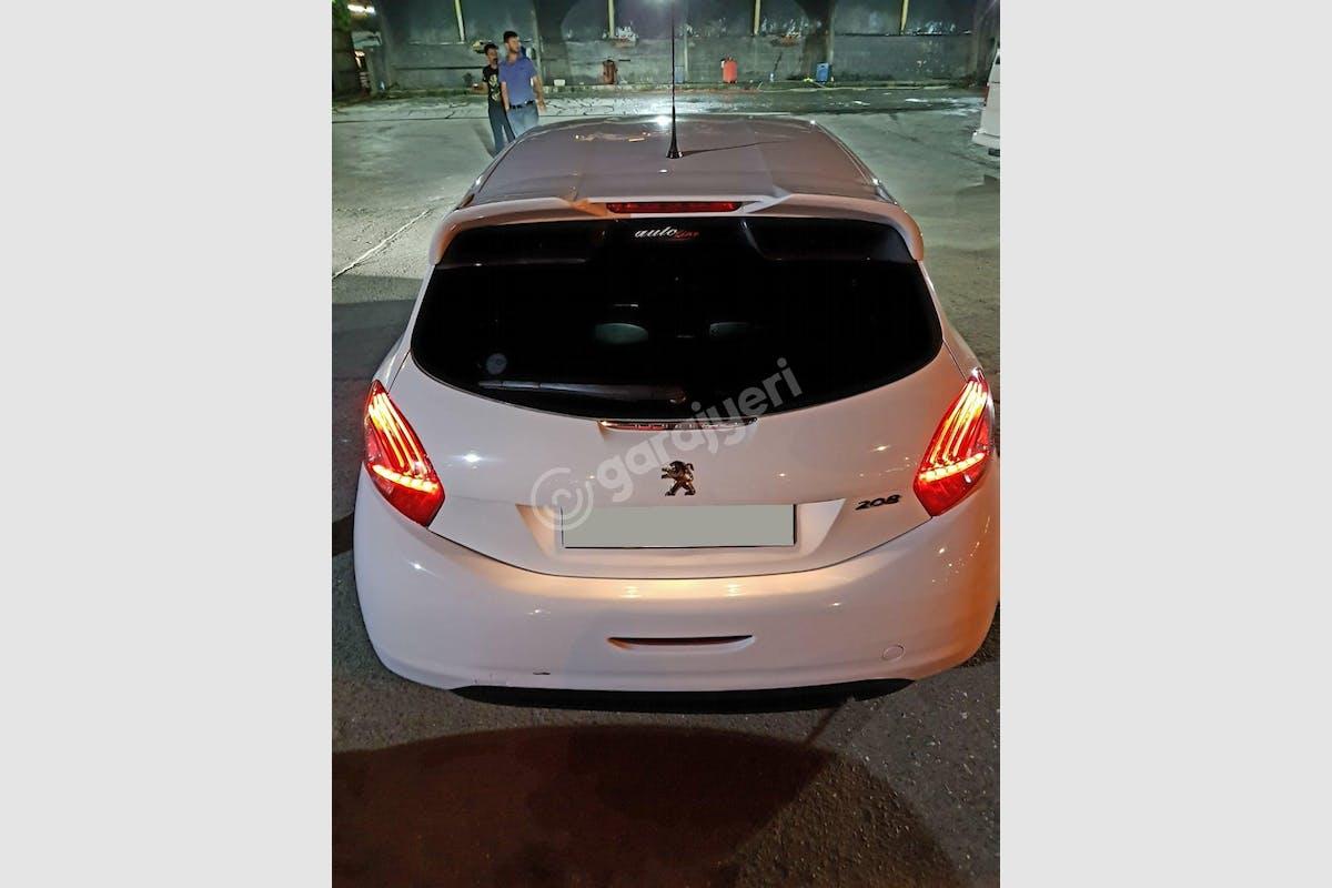 Peugeot 208 Maltepe Kiralık Araç 5. Fotoğraf