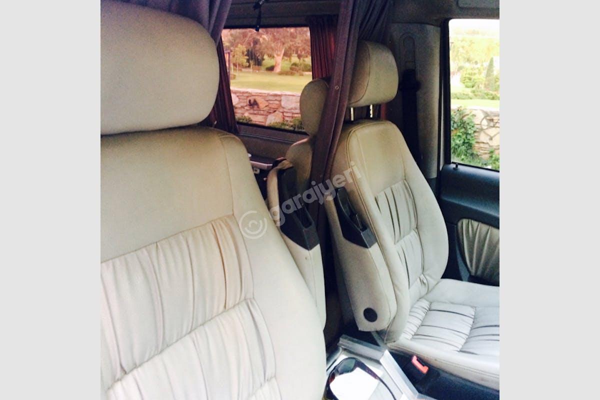 Mercedes - Benz Vito Çine Kiralık Araç 7. Fotoğraf