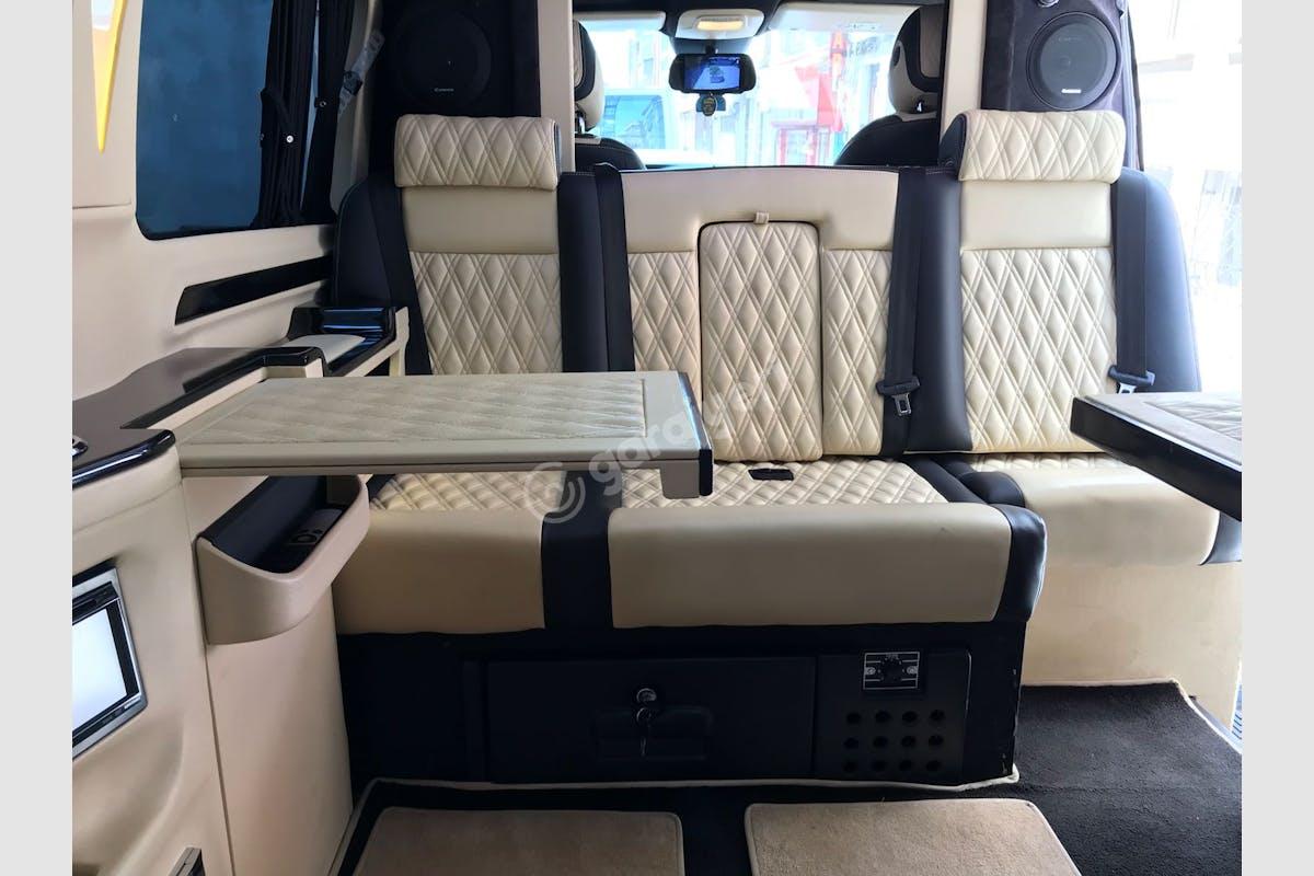 Mercedes - Benz Vito Bayrampaşa Kiralık Araç 8. Fotoğraf