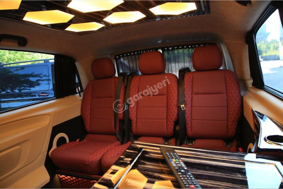 Mercedes - Benz Vito Ümraniye Kiralık Araç 11. Fotoğraf
