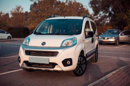 Kiralık Fiat Fiorino 2017 , İzmir Balçova