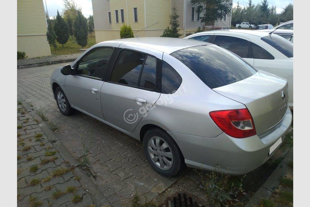 Renault Symbol Çaldıran Kiralık Araç 2. Fotoğraf