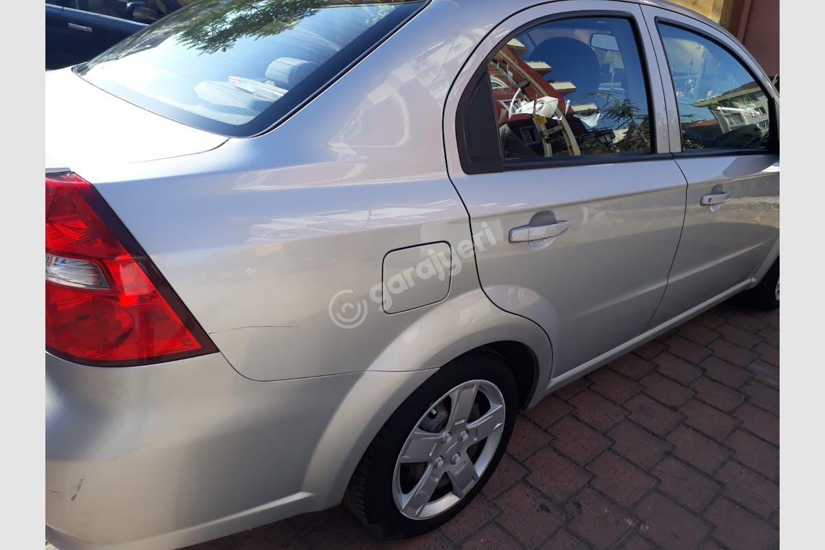 Chevrolet Aveo Ataşehir Kiralık Araç 6. Fotoğraf