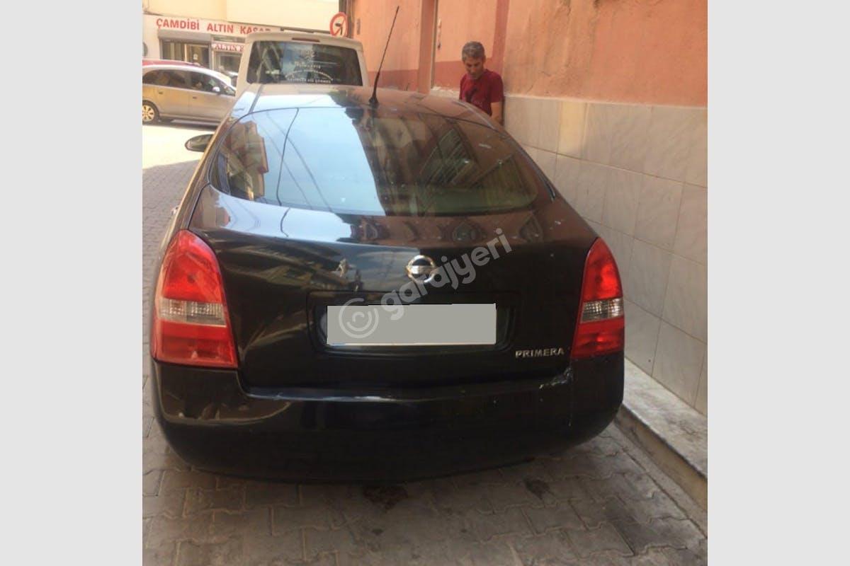 Nissan Primera Konak Kiralık Araç 2. Fotoğraf