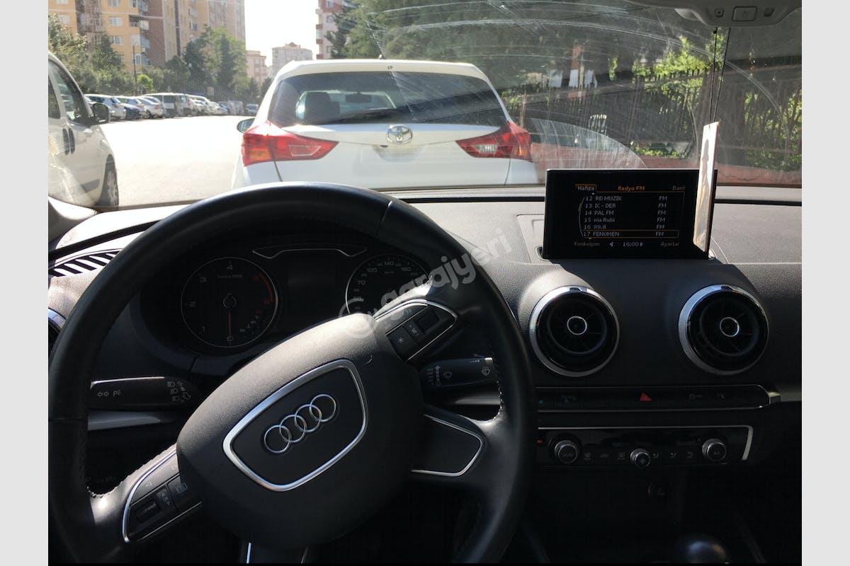 Audi A3 Sedan Maltepe Kiralık Araç 5. Fotoğraf