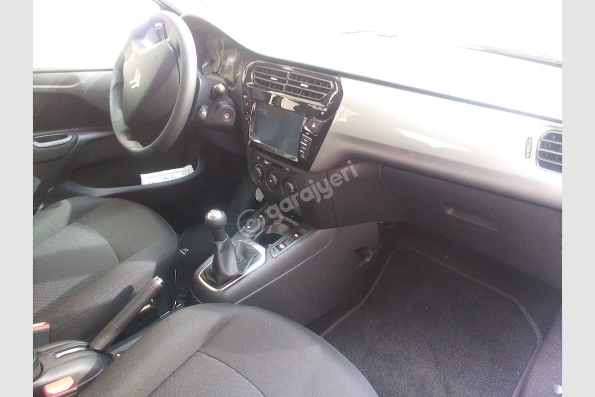 Citroën C-Elysee Beylikdüzü Kiralık Araç 5. Fotoğraf