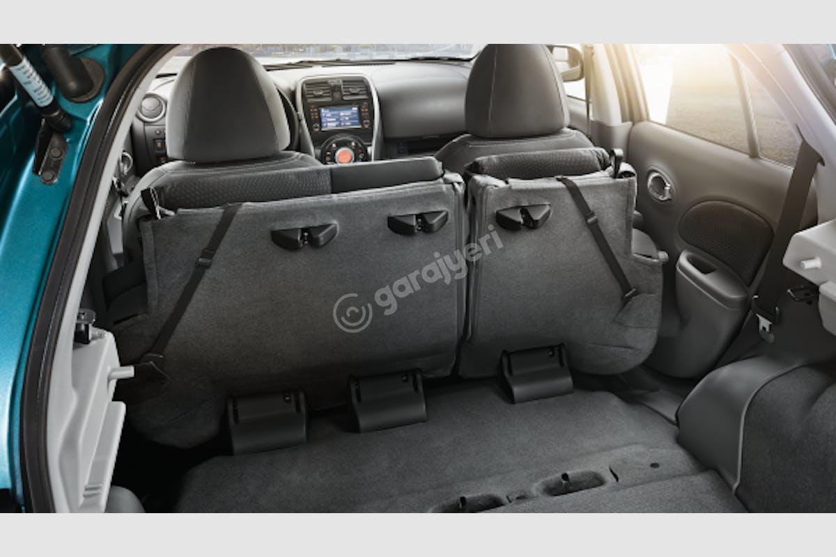 Nissan Micra Şişli Kiralık Araç 4. Fotoğraf