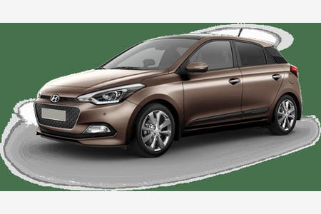 Kiralık Hyundai i20 2015 , Siirt Merkez