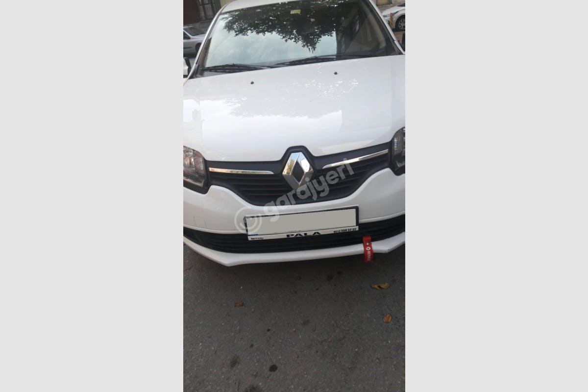 Renault Clio Küçükçekmece Kiralık Araç 1. Fotoğraf
