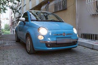 Fiat 500 Kiralık Araç