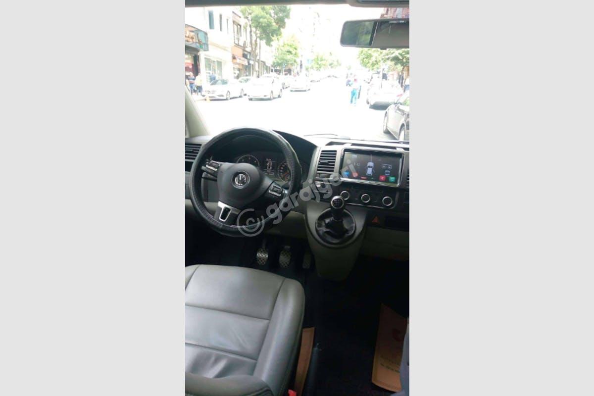 Volkswagen Transporter Fatih Kiralık Araç 3. Fotoğraf