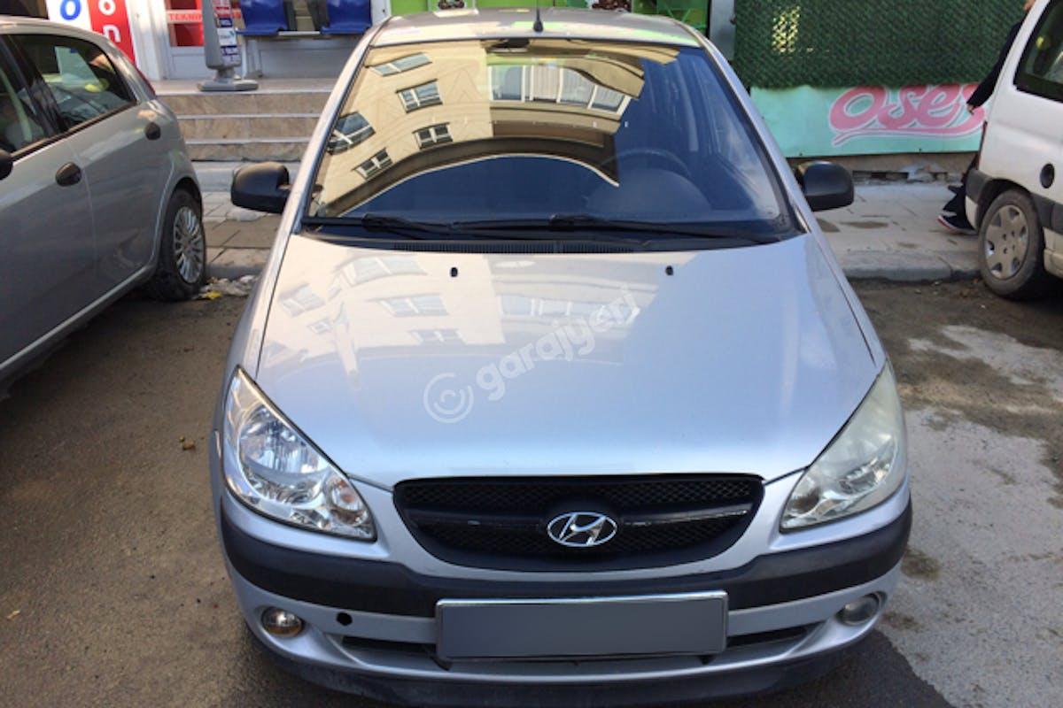 Hyundai Getz Kartal Kiralık Araç 3. Fotoğraf