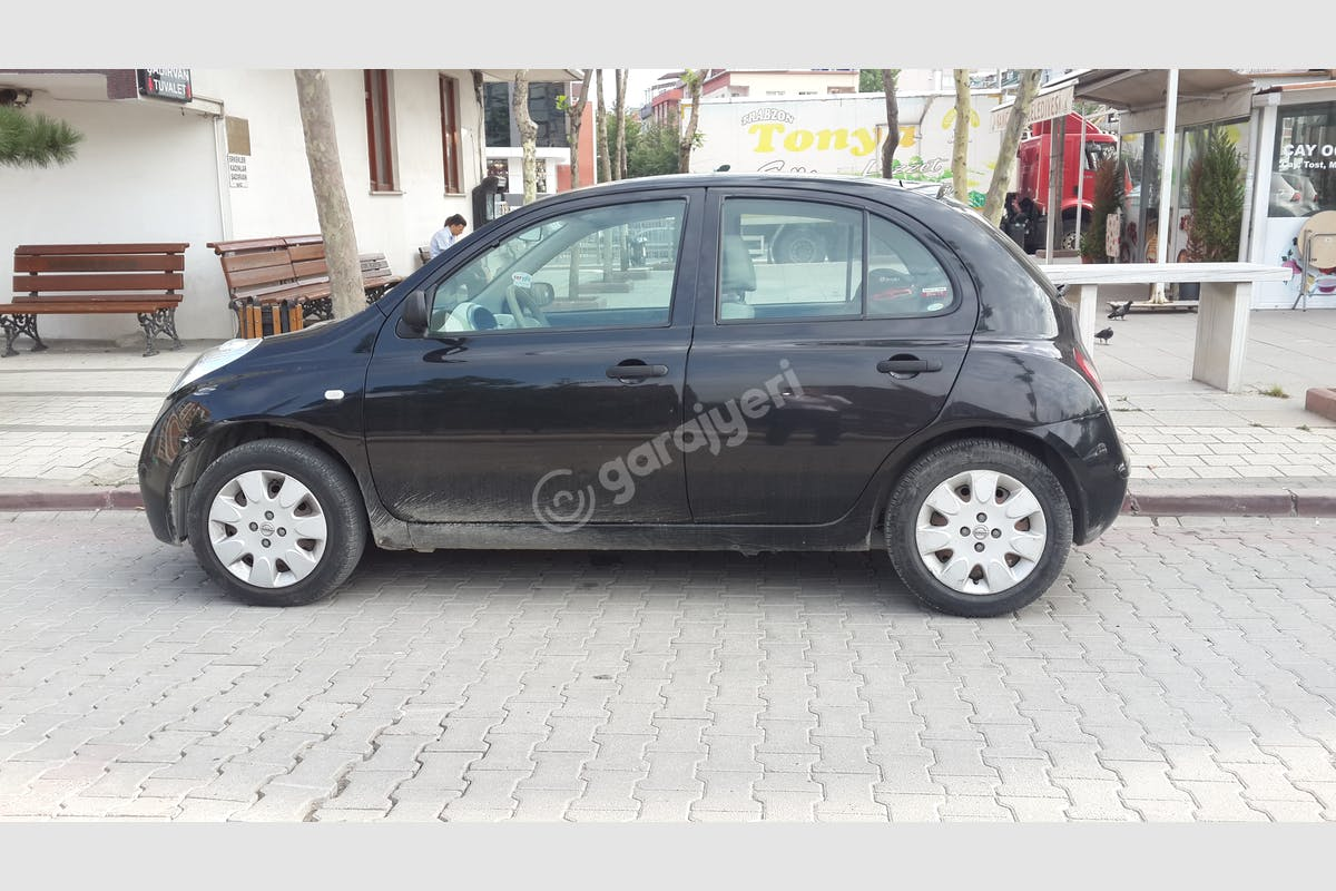 Nissan Micra Çekmeköy Kiralık Araç 2. Fotoğraf