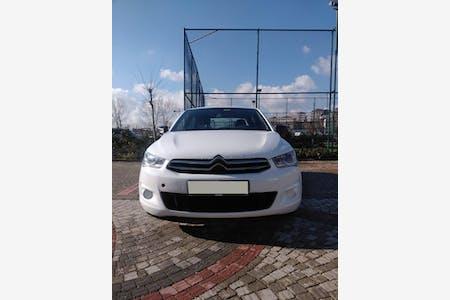 Kiralık Citroën C-Elysee 2014 , İstanbul Beşiktaş