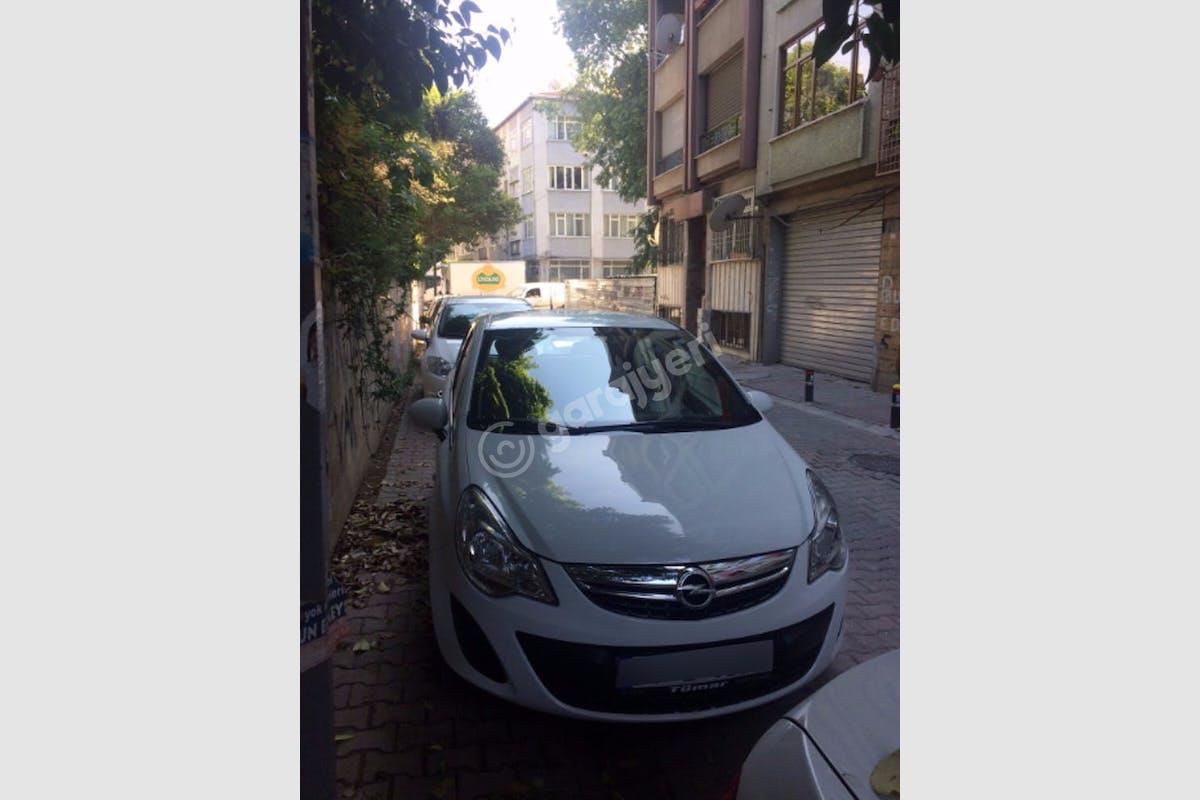 Opel Corsa Bakırköy Kiralık Araç 6. Fotoğraf