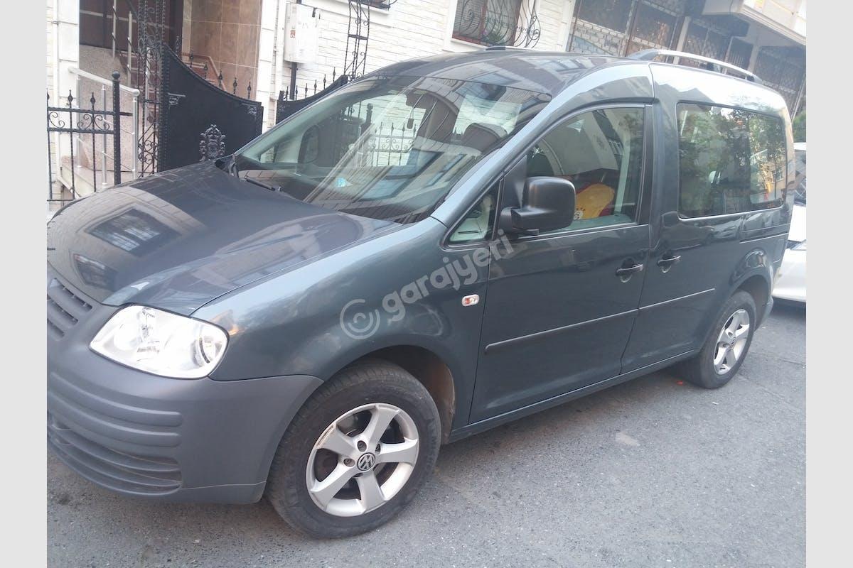 Volkswagen Caddy Gaziosmanpaşa Kiralık Araç 1. Fotoğraf