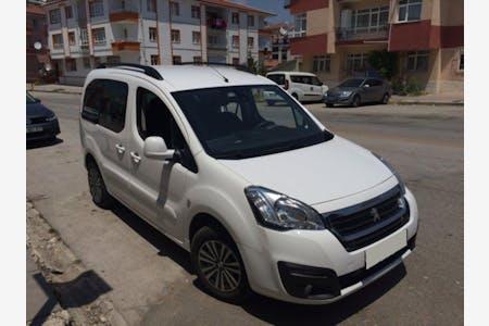 Kiralık Peugeot Partner , Ankara Keçiören
