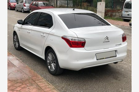 Kiralık Citroën C-Elysee 2017 , Samsun Atakum