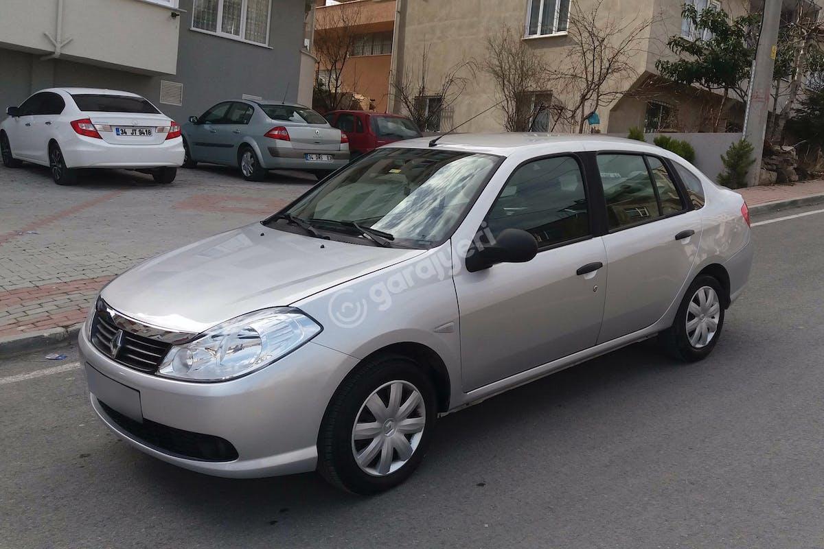 Renault Symbol Tuzla Kiralık Araç 1. Fotoğraf