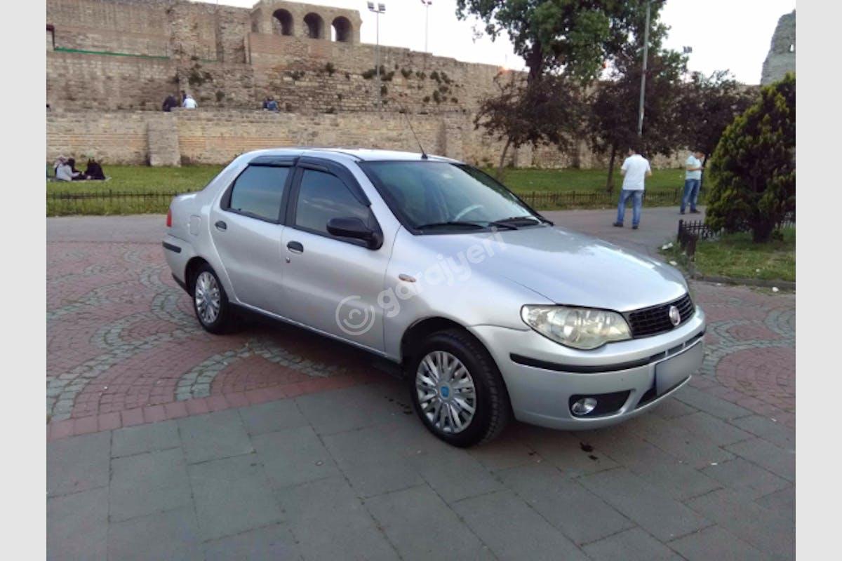Fiat Albea Fatih Kiralık Araç 3. Fotoğraf