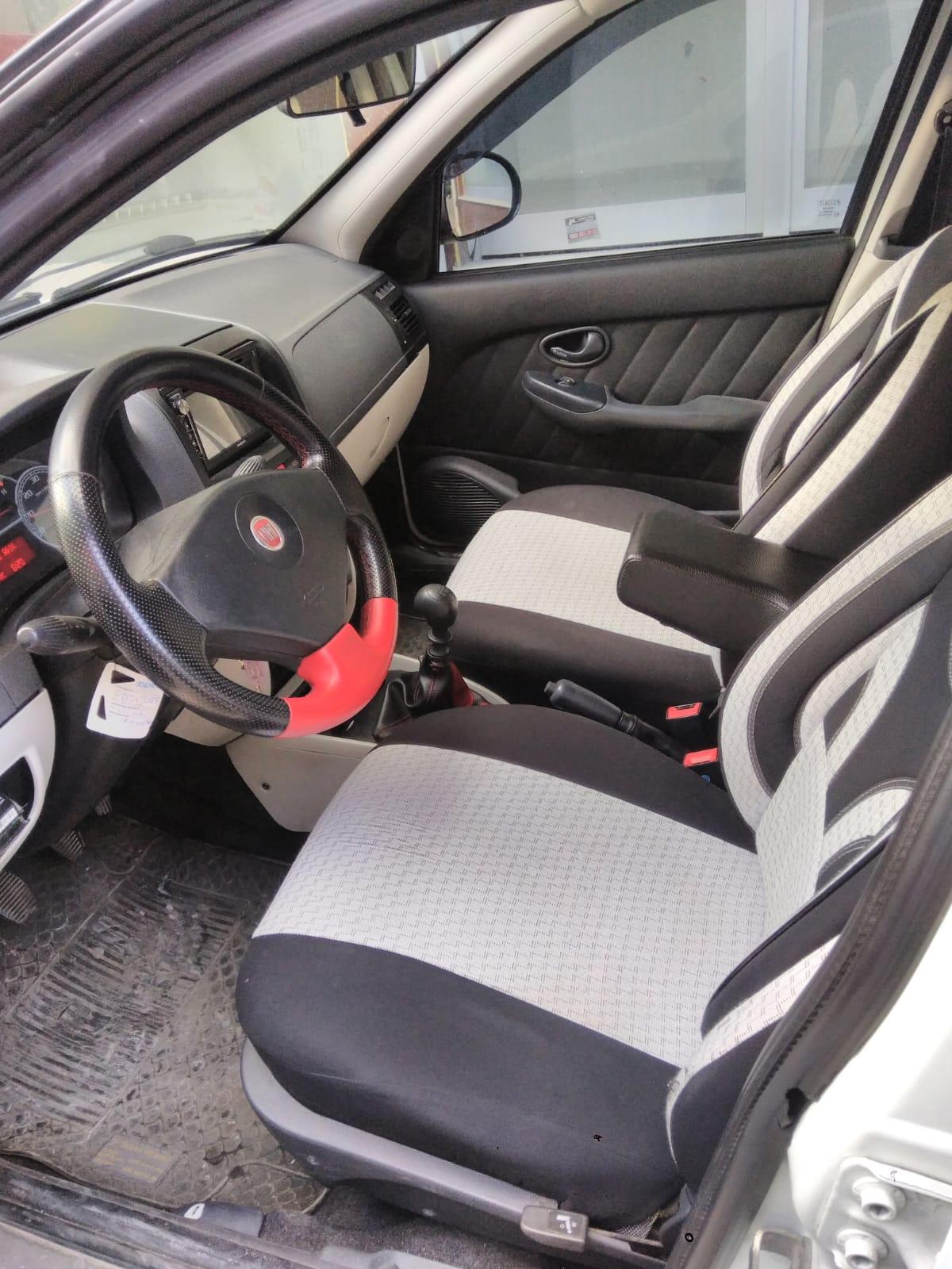FIAT Albea 2011 Model Dizel Manuel Vites Kiralik Araç - 6DBE