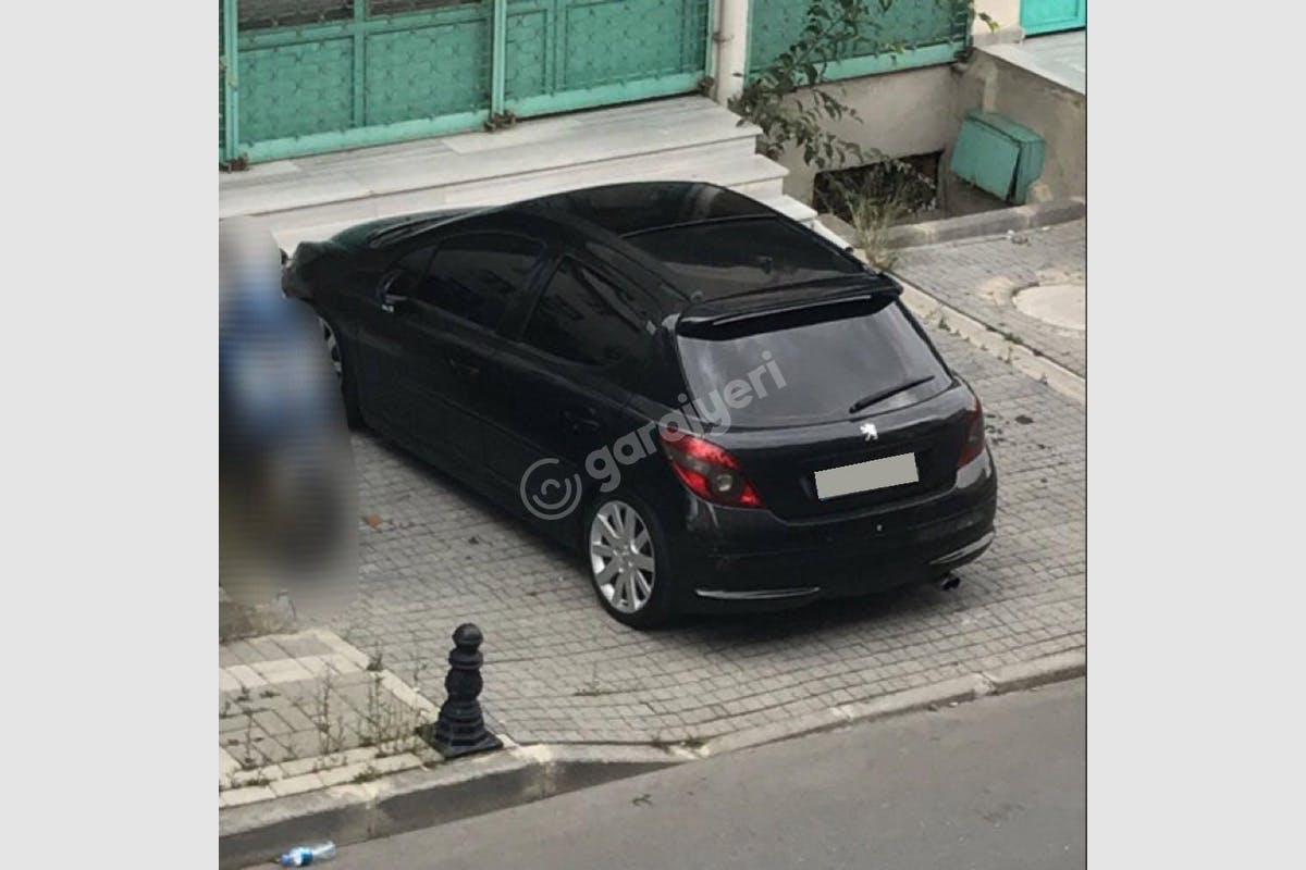 Peugeot 207 Ümraniye Kiralık Araç 2. Fotoğraf