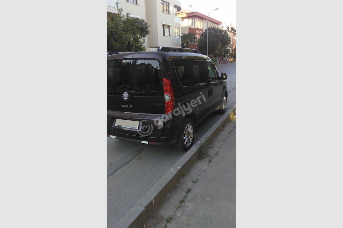Fiat Doblo Kartal Kiralık Araç 2. Fotoğraf