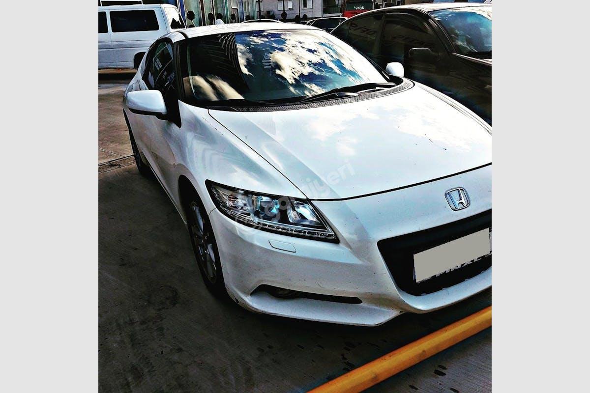 Honda CR-Z Karabağlar Kiralık Araç 3. Fotoğraf