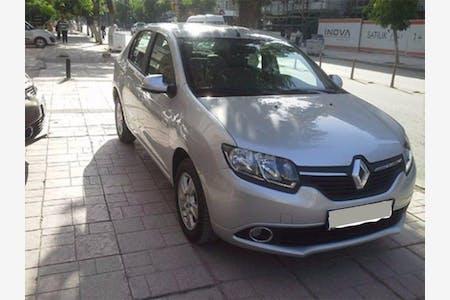 Kiralık Renault Symbol 2014 , İstanbul Beyoğlu