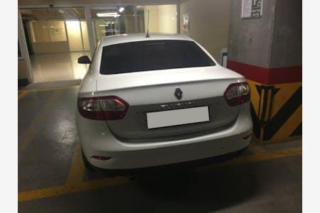 Kiralık Renault Fluence 2013 , İstanbul Beylikdüzü